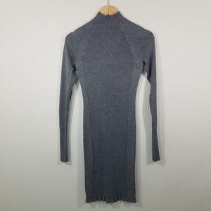 Express Sweater Turtleneck Dress Size S
